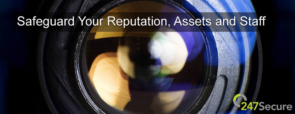 Safeguard your assets and staff